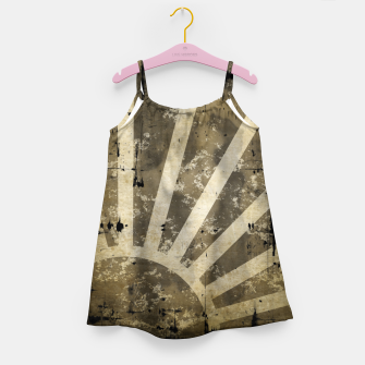 Thumbnail image of grungy sunrise Girl's dress, Live Heroes