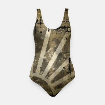 Thumbnail image of grungy sunrise Swimsuit, Live Heroes