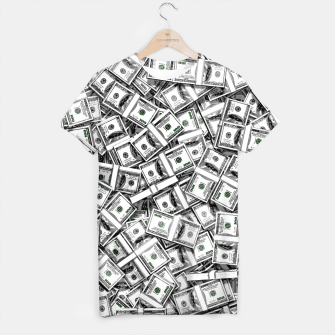 Thumbnail image of Like a Million Dollars T-shirt, Live Heroes