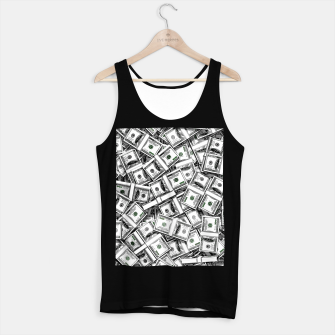 Thumbnail image of Like a Million Dollars Tank Top regular, Live Heroes
