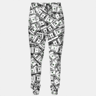 Thumbnail image of Like a Million Dollars Cotton sweatpants, Live Heroes