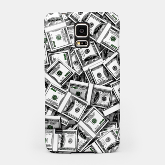 Thumbnail image of Like a Million Dollars Samsung Case, Live Heroes