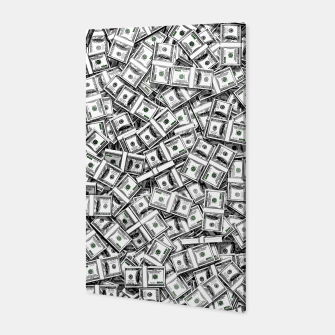 Thumbnail image of Like a Million Dollars Canvas, Live Heroes