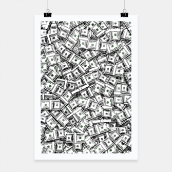 Thumbnail image of Like a Million Dollars Poster, Live Heroes