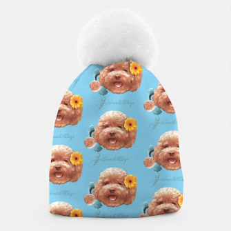 Thumbnail image of Toy Poodle Beanie, Live Heroes