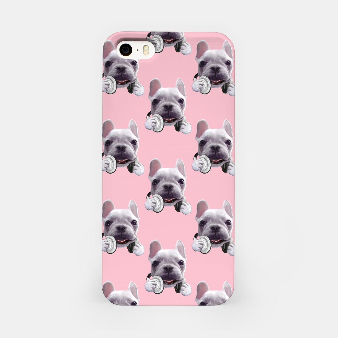 Imagen de French Bulldog iPhone Case - Live Heroes