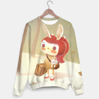 Thumbnail image of Lost Cotton sweater, Live Heroes