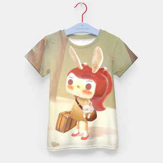 Thumbnail image of Lost Kid's t-shirt, Live Heroes