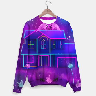 Thumbnail image of Be My Valentine Sweater , Live Heroes