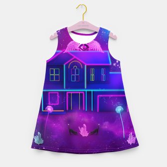 Thumbnail image of Be My Valentine Girls's Summer Dress, Live Heroes