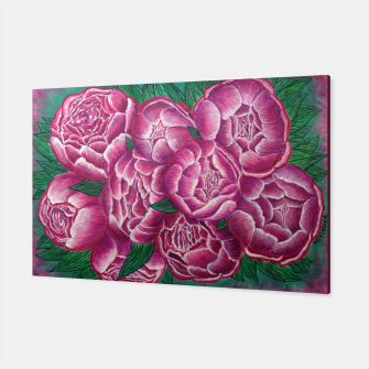 Thumbnail image of Peony_acrylic Canvas, Live Heroes