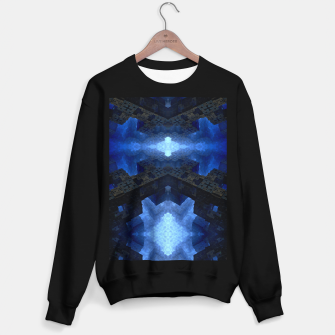Thumbnail image of Dimensional Channel Sweater regular, Live Heroes