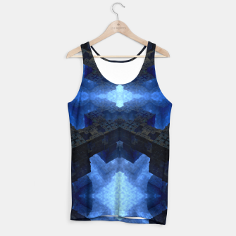 Thumbnail image of Dimensional Channel Tank Top, Live Heroes