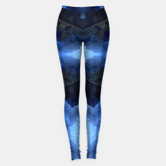 Thumbnail image of Dimensional Channel Leggings, Live Heroes