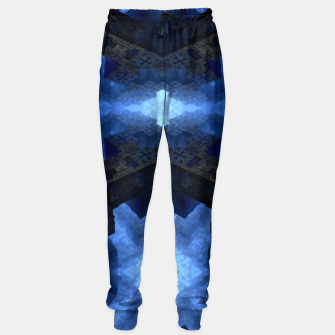 Thumbnail image of Dimensional Channel Cotton sweatpants, Live Heroes