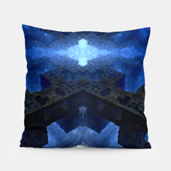 Thumbnail image of Dimensional Channel Pillow, Live Heroes