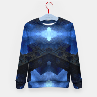 Thumbnail image of Dimensional Channel Kid's sweater, Live Heroes
