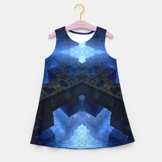 Thumbnail image of Dimensional Channel Girl's summer dress, Live Heroes