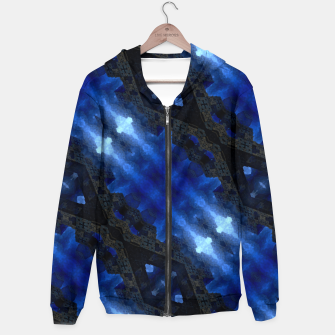 Thumbnail image of SSC Transit Cotton zip up hoodie, Live Heroes