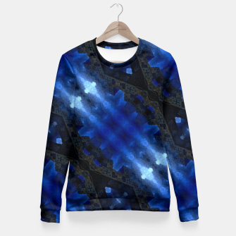 Thumbnail image of SSC Transit Woman cotton sweater, Live Heroes