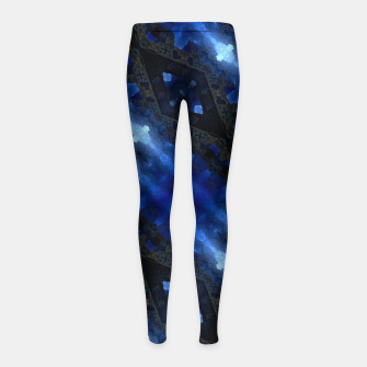 Thumbnail image of SSC Transit Girl's leggings, Live Heroes