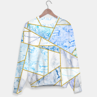 Thumbnail image of Geometria Cotton sweater, Live Heroes