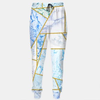 Thumbnail image of Geometria Cotton sweatpants, Live Heroes