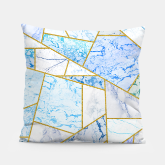 Thumbnail image of Geometria Pillow, Live Heroes