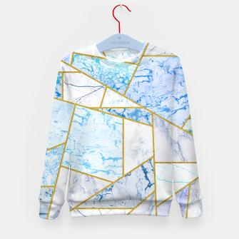 Thumbnail image of Geometria Kid's sweater, Live Heroes