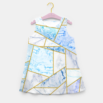 Thumbnail image of Geometria Girl's summer dress, Live Heroes