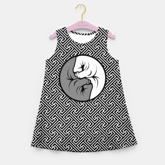 Thumbnail image of Way of the Fist Girl's summer dress, Live Heroes