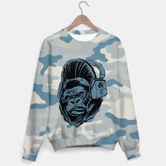 Thumbnail image of Collage LXXIV Cotton sweater, Live Heroes