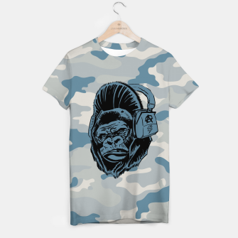 Thumbnail image of Collage LXXIV T-shirt, Live Heroes