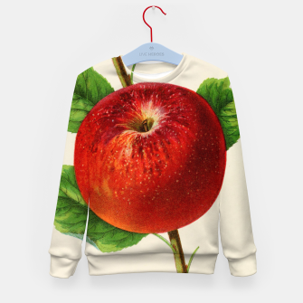 Thumbnail image of  Canadian Horticulturalist 1888-96 - Hubbardston Nonsuch Apple Kid's sweater, Live Heroes