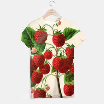 Thumbnail image of  Canadian Horticulturalist 1888-96 - Raspberries T-shirt, Live Heroes