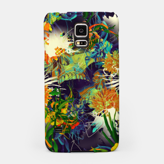 Thumbnail image of Skull Flora Samsung Case, Live Heroes