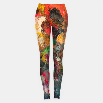 Thumbnail image of Painting_Leggings, Live Heroes
