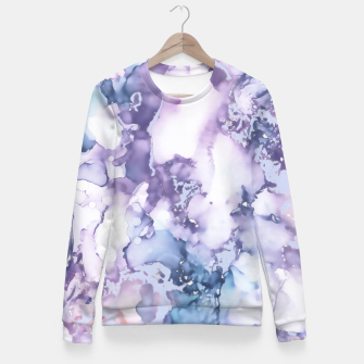 Imagen en miniatura de Painted Marble Woman cotton sweater, Live Heroes