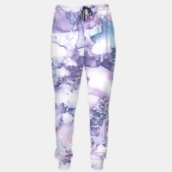 Imagen en miniatura de Painted Marble Cotton sweatpants, Live Heroes