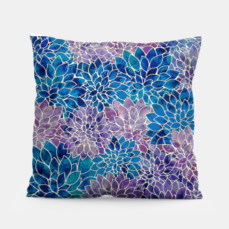 Imagen en miniatura de Floral Abstract Pattern Pillow, Live Heroes