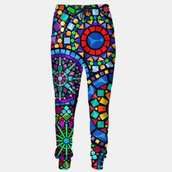 Thumbnail image of Cheerful Circles 2 Cotton sweatpants, Live Heroes