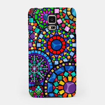 Thumbnail image of Cheerful Circles 2 Samsung Case, Live Heroes