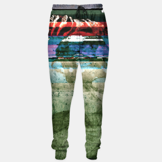 Miniatur Virtual Ghosts Cotton sweatpants, Live Heroes