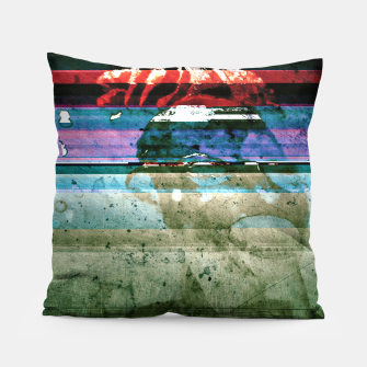 Miniatur Virtual Ghosts Pillow, Live Heroes