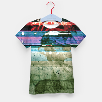 Thumbnail image of Virtual Ghosts Kid's t-shirt, Live Heroes