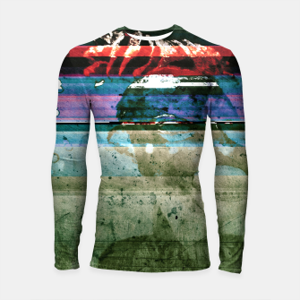 Thumbnail image of Virtual Ghosts Longsleeve rashguard , Live Heroes