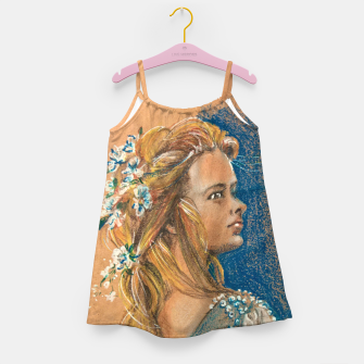 Thumbnail image of flowergirl yuliakorneva v1 Girl's dress, Live Heroes