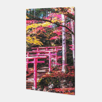 Thumbnail image of Japanese garden Canvas, Live Heroes