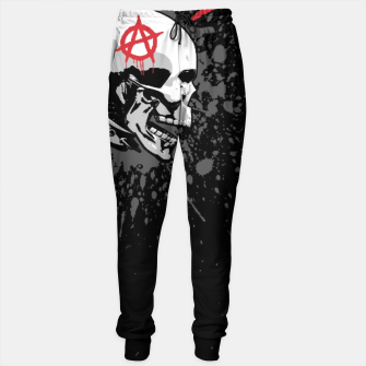 Thumbnail image of Anarchy Cotton sweatpants, Live Heroes