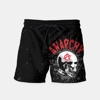 Thumbnail image of Anarchy Swim Shorts, Live Heroes